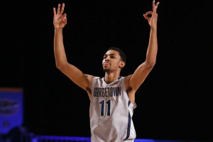 NCAA Basketball: Battle 4 Atlantis-Butler vs Georgetown